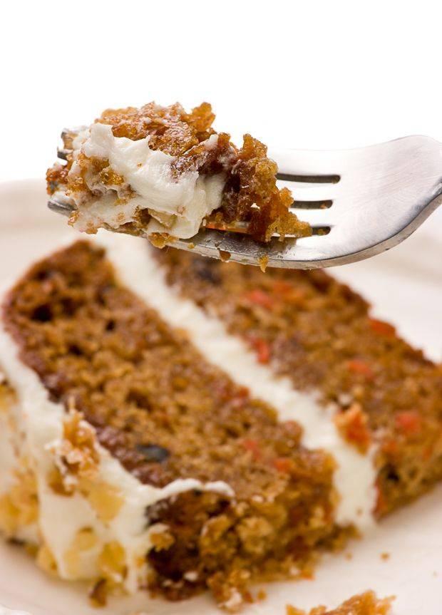 Recette Du Carrot Cake En Anglais