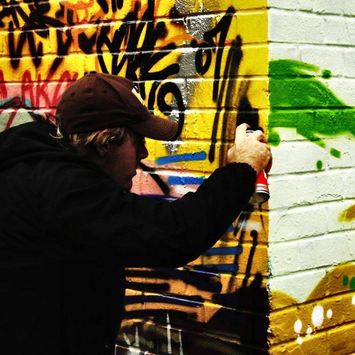 Street art tour dans l