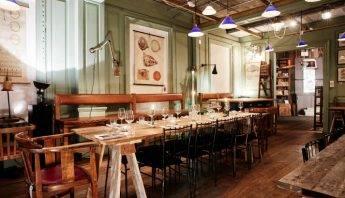 Eisenhower Room chez LASSCO, Londres pour des soirées privées