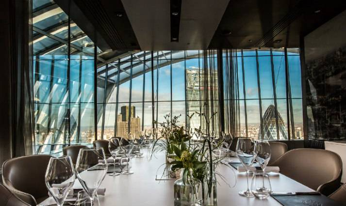 sky-garden-at-night-bespoke-events-london-incognito-fenchurch-restaurant-private-vinoly-room