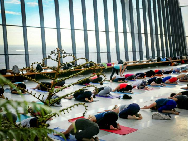 sky-garden-at-night-bespoke-events-london-incognito-yoga-at-sunrise