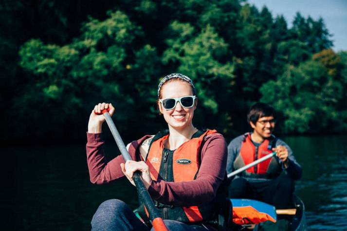 london-incognito-bespoke-events-canoeing-in-richmond