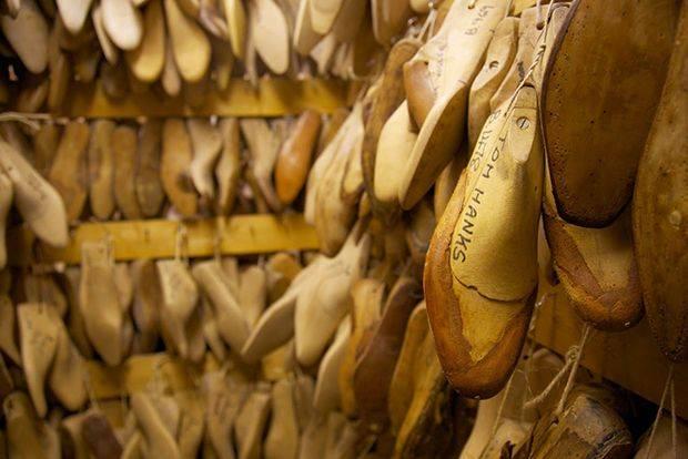 chaussure-maison-londres-luxe-cadeau