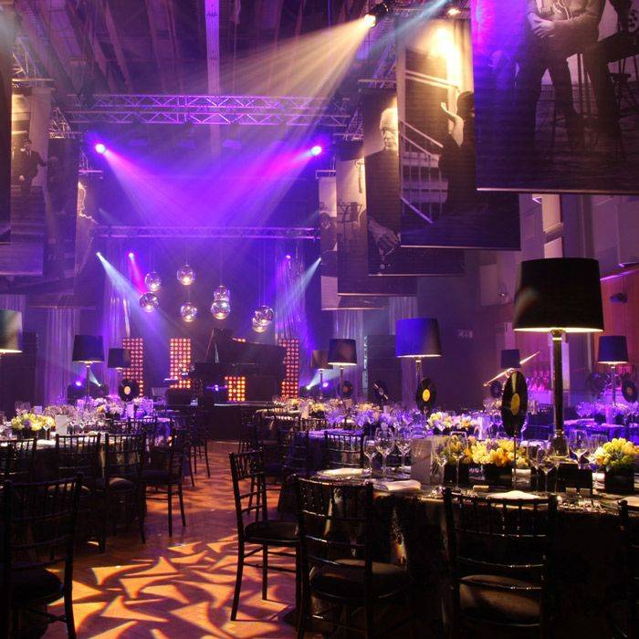 Exceptional venues