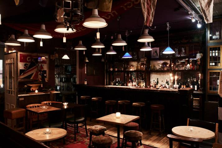 LASSCO bar for private events in London